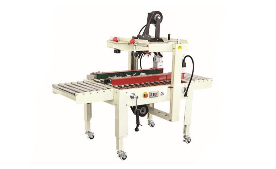 Packtech Yarı Otomatik Koli Bant Makinesi (İNOX)