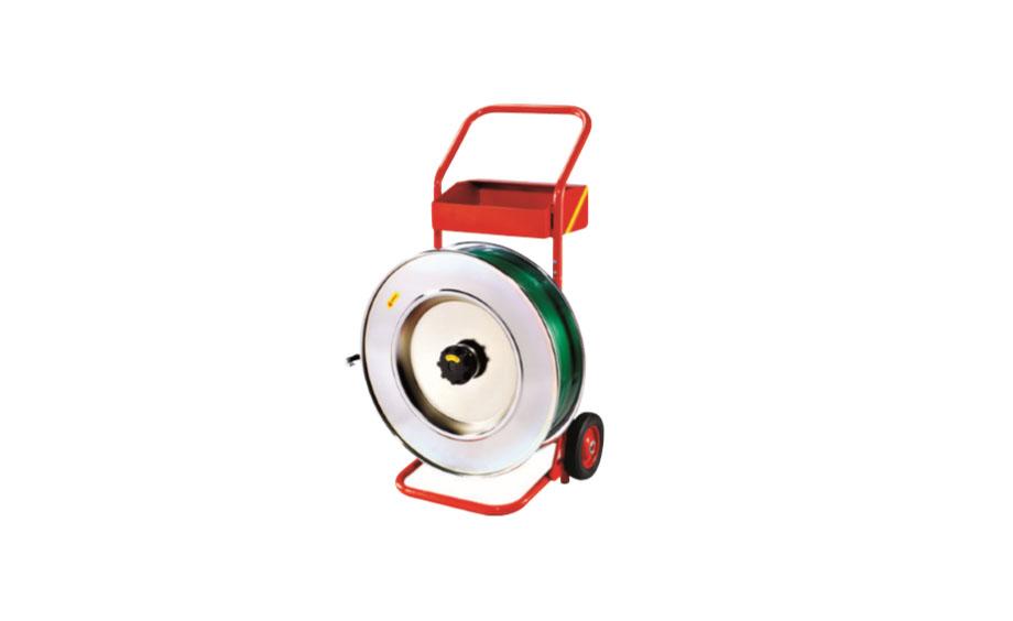 Transpak PP - Pet - Çelik Çember Arabası