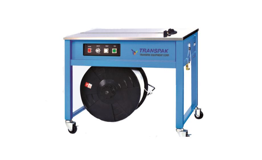 Transpak Yarı Otomatik Çember Makinesi (Standart)