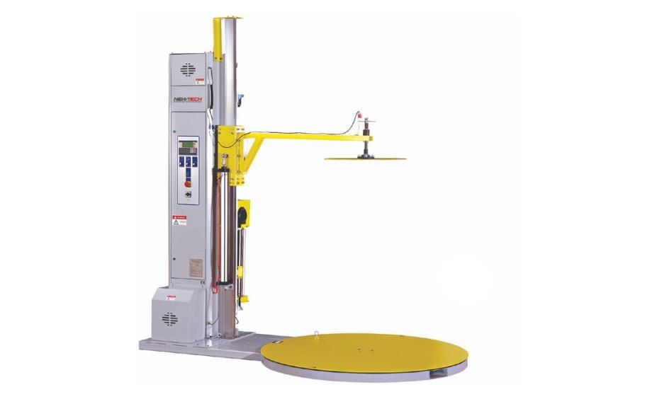 Döner Tablalı Palet Streçleme Makinesi